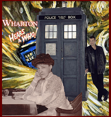 Edith Wharton, Doctor Who, Ethan Frome